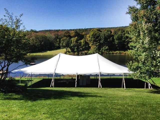 30x60 Pole Tent - $500.00 & Canopy Tents